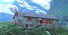 Rotstockhutte, Lauterbrunnen Valley, Swiitzerland