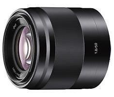 ≥ Sony SEL 50mm F/1.8 zwart E-mount voor NEX - Fotografie | Lenzen en Objectieven - Marktplaats.nl