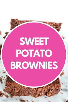The Tastiest Sweet Potato Brownies For The Whole Family. #sweetpotato #familydessert #toddlerdessert #babydessert #familymeals Vegan Gluten Free, Vegan Vegetarian, 8 Month Old Baby Food, Baby Meal Plan, Baby Breakfast, Baby Feeding Schedule, Sweet Potato Brownies, Healthy Baby Food, Potato Puree