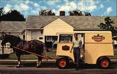 Goshen Dairy - New Philadelphia, Ohio  former delivery option