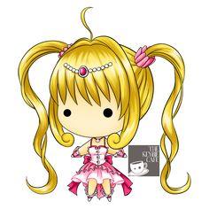 Steven Universe, Mermaid Melody and Natsume Yuujinchou Keybies! - The Keybie Cafe Sword Art Online, Anime Mermaid, Tokyo Ghoul, Mermaid Melody, Natsume Yuujinchou, Chibi Girl, Anime Toys, Anime Chibi, Magical Girl