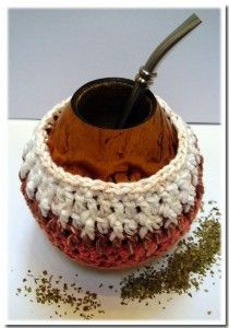 All About Tea » Blog Archive » Yerba Mate Gourd Cozy - Make a right decision before purchasing a Yerba mate gourd. Visit organicmate.net