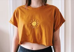 Thrifting, Stitching, V Neck, T Shirts For Women, Inspired, Inspiration, Instagram, Tops, Fashion