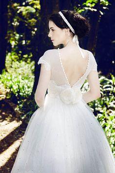Vestido Mary - Coleção Princesas