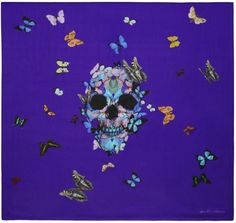 Alexander McQueen x Damien Hirst 3. The company guide to successful branding through contemporary art.