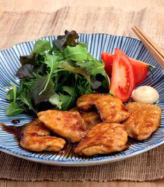 Kuwa Yaki - pikantní kuře