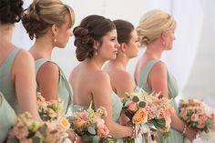 JCrew Dusty Shale Bridesmaids