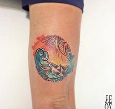 daea126e98f6d 49 Best Tattoo images in 2017 | Tattoo ideas, Watercolour tattoos ...