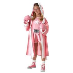 Kids Boxer Halloween Costumes
