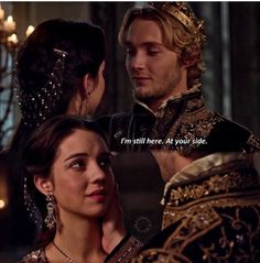 This was a couple episodes before he died Francis Mary Queen Of Scots, Queen Mary, Movies And Series, Movies And Tv Shows, Reign Mary And Francis, Toby Regbo, Reign Dresses, Reign Fashion, Netflix Tv Shows