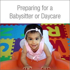 Whether it's just for an hour, a day, or more – there comes a time when you'll need to be away from your baby. If you're breastfeeding and are planning for date night or heading back to work, start here with tips for preparing for a babysitter or daycare.