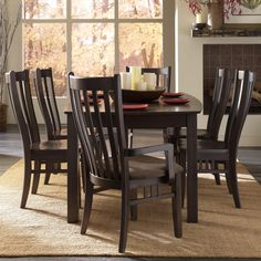 salle a manger canadel dining room meubles fait au quebec made furniture