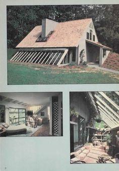Beautiful passive solar design!                                                                                                                                                                                 Plus