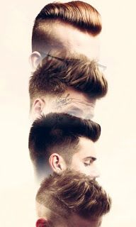 Lo mejor en cortes y peinados para hombre #2016 Haircuts and Hairstyles for #men #hairstyles #haircuts #hombres
