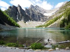 Lake Agnes, Banff National Park jigsaw puzzle in Great Sightings puzzles on…
