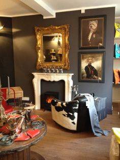 Our Little Shop in Frome..