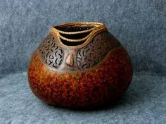 Image result for gourd art techniques