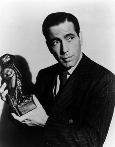 It's the, uh... stuff that dreams are made of.  (Maltese Falcon)