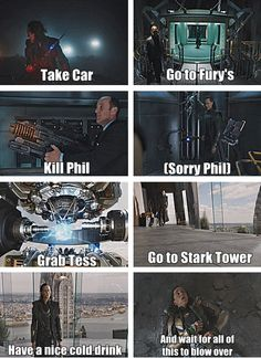 Loki's Plan for the End of the World.. avengers meets shaun of the dead. best thing ever!!