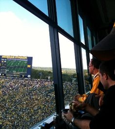 Big House Luxury Suite, Ann Arbor.. Wish I could say I've been