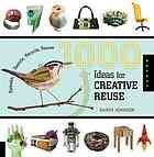 Artists and crafters have always been recyclers, but for many, it has not only become a thrifty choice, it has become a moral imperative. The work in this book ranges from clever and humble personal accessories to unique and important large-scale works of art
