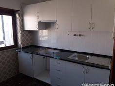 SENHOR FAZ TUDO - Faz tudo pelo seu lar !®: Instalação de uma cozinha Basic branca do Leroy Me...