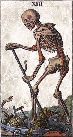 Tarot Death Card