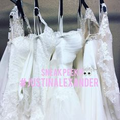 Ladies why take a trip out of town when All About The Dress has all the top designers you can ask for! We have everything from simply stunning to beauty in bling! Book an appointment or walk in to take a look at what all we have! #allaboutthedress #newarrivals #walkinswelcome #bridal http://ift.tt/2hf80dG - http://ift.tt/1HQJd81