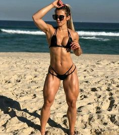 Hot sexy bikini babes video, visit us for more ! Hot Girls, Girls With Abs, Girls Fit, Bikini Babes, Bikini Girls, Sexy Bikini, Fitness Inspiration, Fitness Models, Fitness Women