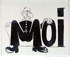 [Mai 1968]. Moi, Atelier populaire : [affiche] / [non identifié]