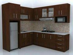 Ideas for kitchen furniture design modern cuisine Kitchen Cupboard Designs, Kitchen Cabinet Layout, Bedroom Cupboard Designs, Kitchen Tiles Design, Pantry Design, Modern Kitchen Design, Interior Design Kitchen, L Shape Kitchen, L Shaped Kitchen Designs