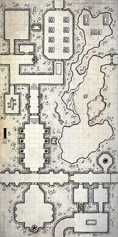 Cave By Monkeymorph