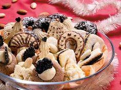 Nebojte se experimentů a zkuste upéct cukroví pro mírně pokročilé - iDNES. Czech Recipes, Ethnic Recipes, Christmas Cookies, Acai Bowl, Sushi, Chicken, Breakfast, Sweet, Food