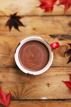 | September | Cocoa & Crimson Mugs #autumn/#fall