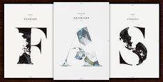 Horse Magazine Typography | Eren Saracevic – Feel Desain