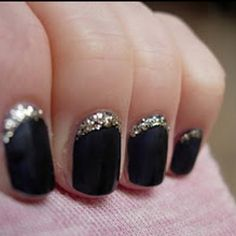 Good idea to do when shellac manicure grows out?