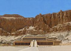 La Vallée des rois (région d'Egypte)