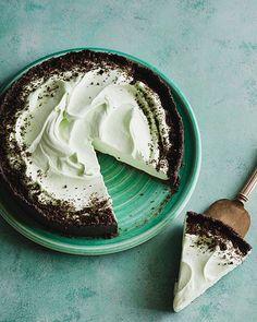 Grasshopper Pie /