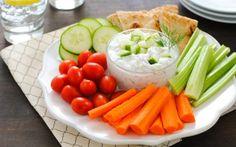 Cucumber Yogurt Dip - Milk Means More - United Dairy Industry of Michigan