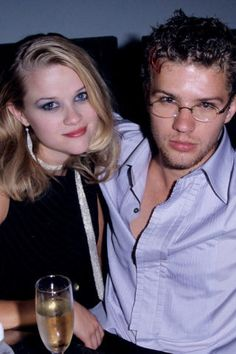 The 24 hottest celebrity couples from the 1990s: Reese Witherspoon and Ryan Philippe