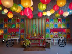 Encontrando Ideias Carnival Themes, Party Themes, Party Ideas, Havana Party, Bird Party, Birthday Parties, Happy Birthday, Circus Party, Superhero Party