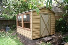 Timber Shed - pricing