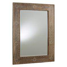 Arteriors Kara Mirror @Zinc_Door