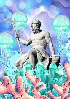 Seapunk Poseidon