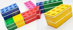 Coolest LEGO-esque bento boxes.  What a fun way to pack your student's lunch.