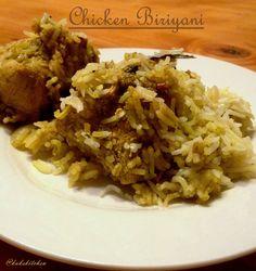 Kuk's Kitchen: Easy Kerala Malayali Syrian Christian Recipes, Indian Curry Recipes and Cakes : Chicken Biriyani | Kukskitchen