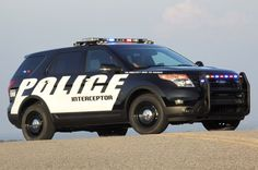 There is a new vehicle that you should keep an eye out for when you're going a little too fast down the Interstate. Ford's Explorer-based Police Interceptor Utility was the bestselling new law enforcement model in the country last year.  Ford sold 14,086 Interceptor Utilities in 2013, up 140% from the year before, and 10,897 Interceptor Sedans, up 31%, according to USA Today. Overall, the brand's police sales were up 48%, and boosted the company's law enforcement vehicle market to nearly…