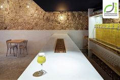 BREWERIES! Fietje Beer Bar by Bertrand Guillon Architecture, Marseille – France » Retail Design Blog