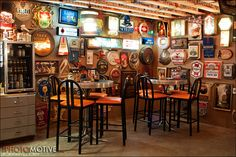 Randy's Garage Bar & Beer Collection | Flickr - Photo Sharing!
