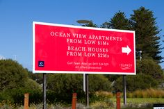 Stockland Islands Apartment Release billboard